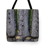 Saguaro Cactus Close-up Tote Bag