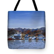 Saguaro Lake Left Tote Bag