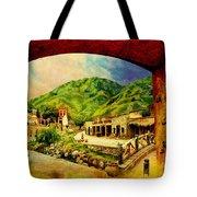 Saidpur Village Tote Bag