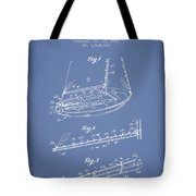 Sailboat Patent From 1996 - Vintage Tote Bag