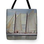 Sailing The Keys Tote Bag
