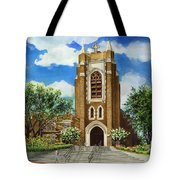Saint Andrews Episcopal Church Bryan Texas Tote Bag