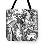 Saint Barbara (c200 Tote Bag