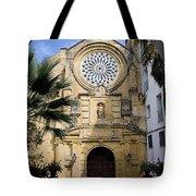 Saint Paul Church In Cordoba Tote Bag