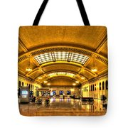 Saint Paul Union Depot Tote Bag