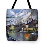 Salop Street Dudley C 1950 Tote Bag