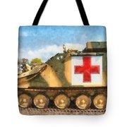 Samaritan Ambulance Tote Bag