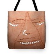 Samuel - Tile Tote Bag