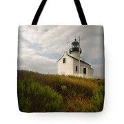 San Diego Lighthouse Tote Bag