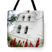 San Diego Mission Tote Bag