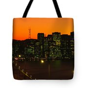 San Franscisco Ca Tote Bag
