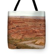 San Juan River Tote Bag