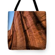 Sandstone Varnish Cliff - Coyote Gulch - Utah Tote Bag