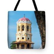 Santa Barbara Church Tote Bag