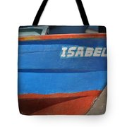 Santa Rosalia Harbor 12 Tote Bag