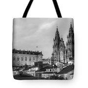 Santiago De Compostela Cathedral Galicia Spain Tote Bag