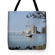Sarasota Bay  Tote Bag
