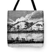 Saratoga: Encampment, 1777 Tote Bag