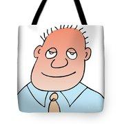 Satisfied Tote Bag