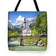 Scenic Bavaria Tote Bag