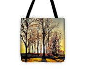 Scenic Sunset Tote Bag
