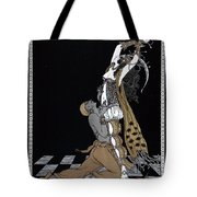 Scheherazade Tote Bag by Georges Barbier
