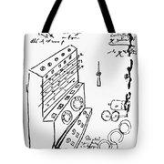 Schickard Calculator Tote Bag