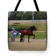 D39w-399 Scioto Downs Tote Bag