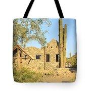 Scorpion Gulch Phoenix Arizona Tote Bag