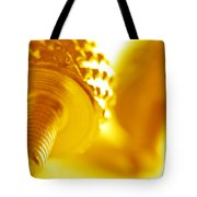 Screw Tote Bag by Michal Bednarek