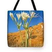 Sea Daffodil Tote Bag