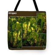 Sea Grapes Tote Bag