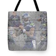 Seattle Seahawks Team Tote Bag