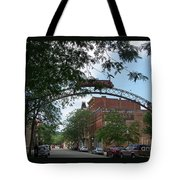 Second Street Tote Bag