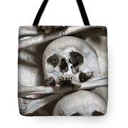 Sedlec Ossuary - Charnel-house Tote Bag