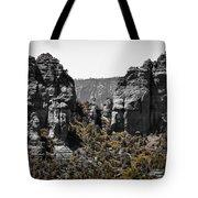 Sedona Rock Formations Tote Bag