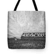 See Rock City - Farm In Tennessee Tote Bag