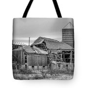 Seen Its Better Days Tote Bag