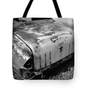 Seen Much Better Days Tote Bag