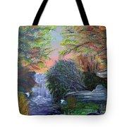September Reverie Tote Bag by Alys Caviness-Gober