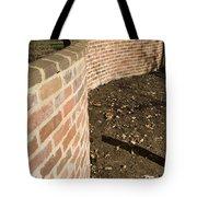 Serpentine Wall University Of Virginia Tote Bag