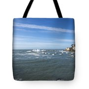 Sestri Levante With The Sea Tote Bag