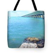 Seven Mile Bridge-2 Tote Bag