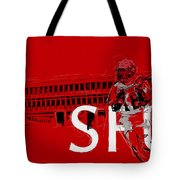 Sfu Art Tote Bag by Catf