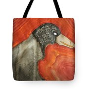 Shaman Original Painting Tote Bag by Sol Luckman