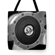 Shelby Cobra Steering Wheel Tote Bag