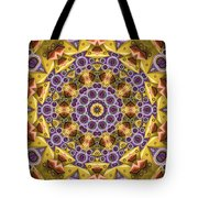 Kaleidoscope 43 Tote Bag