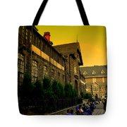 Shimla Town Hall Tote Bag