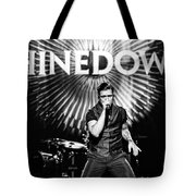 Shinedown  Brent Smith Tote Bag