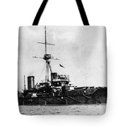 Ships Hms 'dreadnought Tote Bag